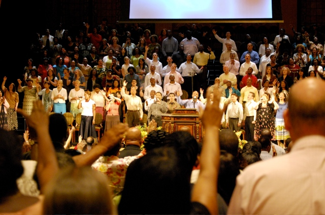 Worship At The Brooklyn Tabernacle
