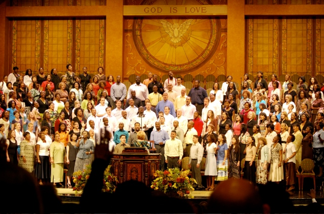 The Brooklyn Tabernacle Choir