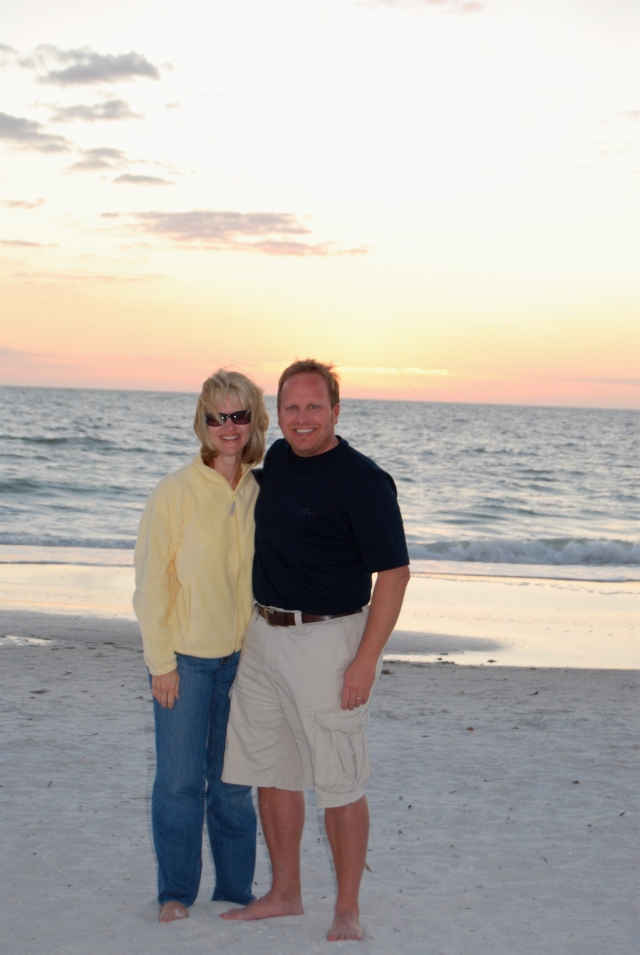 Kim & me - Fort Myers Beach, FL