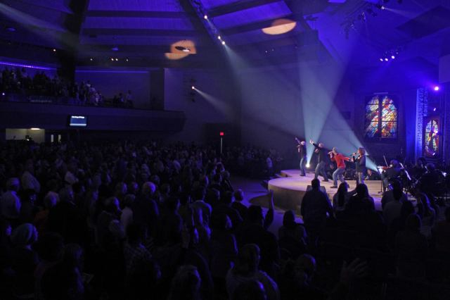 Night Of Worship 2013 at MPCC in Indianapolis