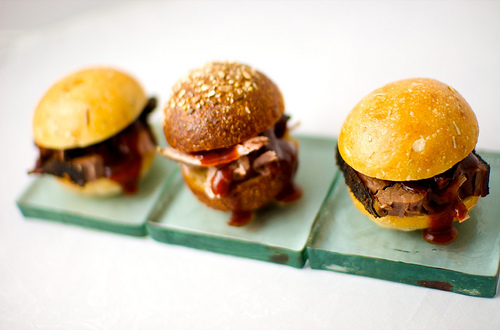 with sliders have you noticed how many restaurants are putting sliders ...