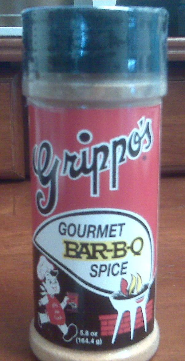 Grippo's New BBQ Spice