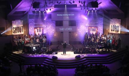 The MPCC Worship Choir